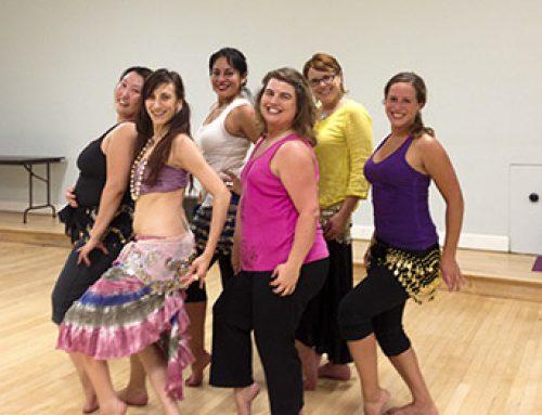 Oriental Dance 101